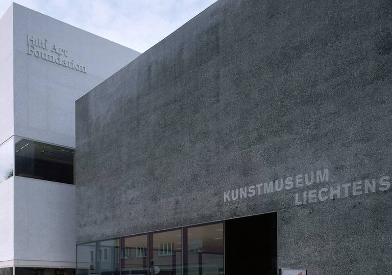 Hilti Art Foundation (White Cube, Vaduz)