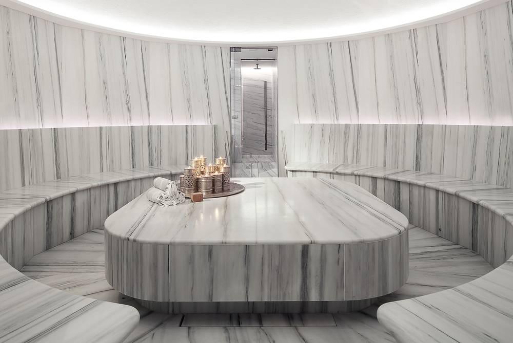 Bagno Turco Como.Grand Hotel Tremezzo Progetti