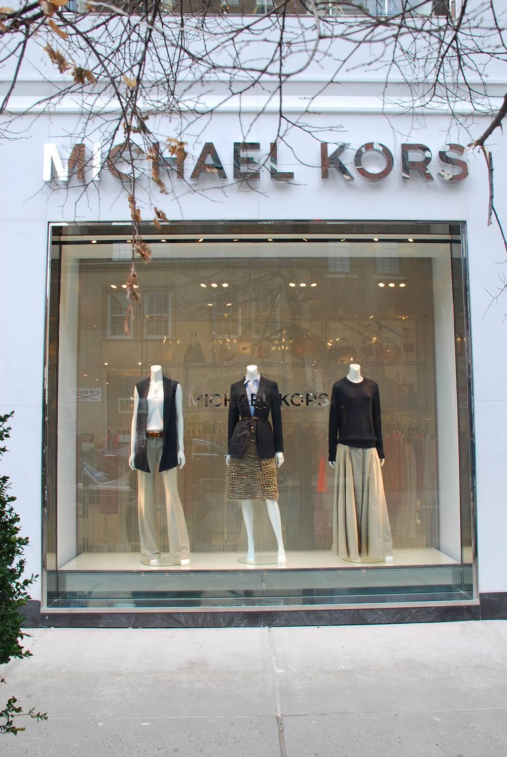 Boutique Michael Kors Projekte